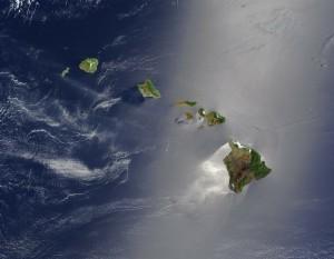 hawaii-satellitbild