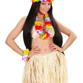Aloha Hawaii Krans Set - 3 Delar
