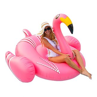 Badmadrass Flamingo
