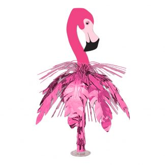 Bordsdekoration Flamingo