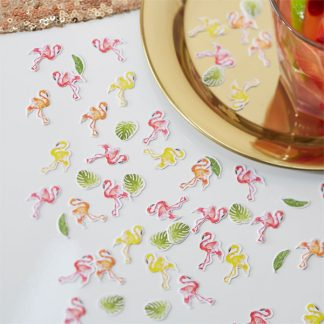 Dekoration Flamingo Konfetti