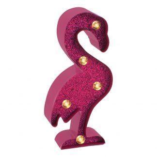 Dekorativ Minilampa Flamingo