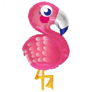 Flamingo Folieballong XL