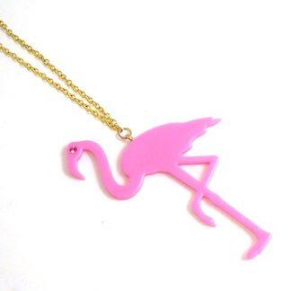 Flamingo Halsband