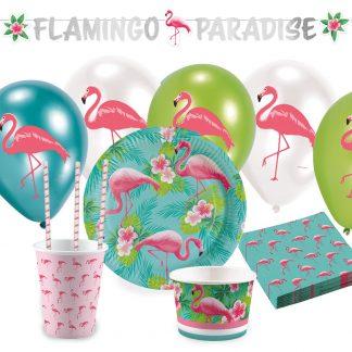 Flamingo Kalaspaket Deluxe 8 Pers