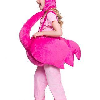 Flamingo Maskeraddräkt Barn