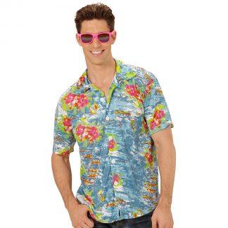 Hawaii Skjorta XL blå