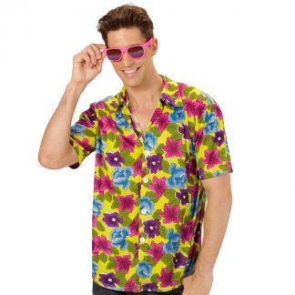Hawaii Skjorta XL gul