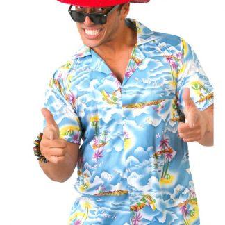 Hawaiiskjorta Till Herre