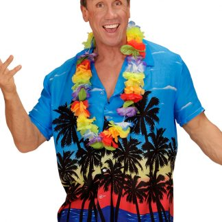 Hulakungen ? Hawaiiskjorta
