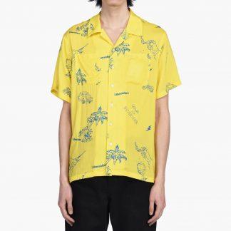 Liberaiders - Viva La Revolucion Aloha Shirt - Gul - XL