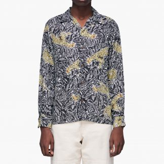 Neighborhood - Aloha . Panther / Ly-Shirt . Ls - Multi - M