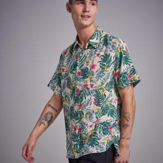 Offwhite Hawaii Printed S/S Shirt