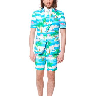 Opposuit Mr Flaminguy med shorts 52