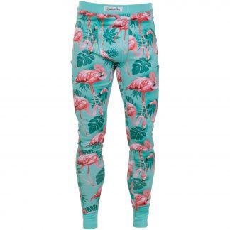 Pants Baselayer, Flamingo Aop, L, Byxor