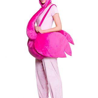 Rosa Flamingodräkt