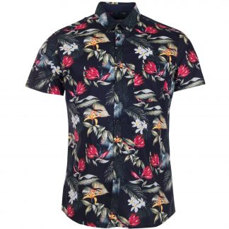 Shirt - Hawaii, Jet Black, M, Solid