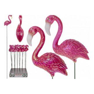 Trädgårdsdekoration Flamingo - 1-pack