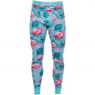 pants baselayer, flamingo aop, 2xl, underställ